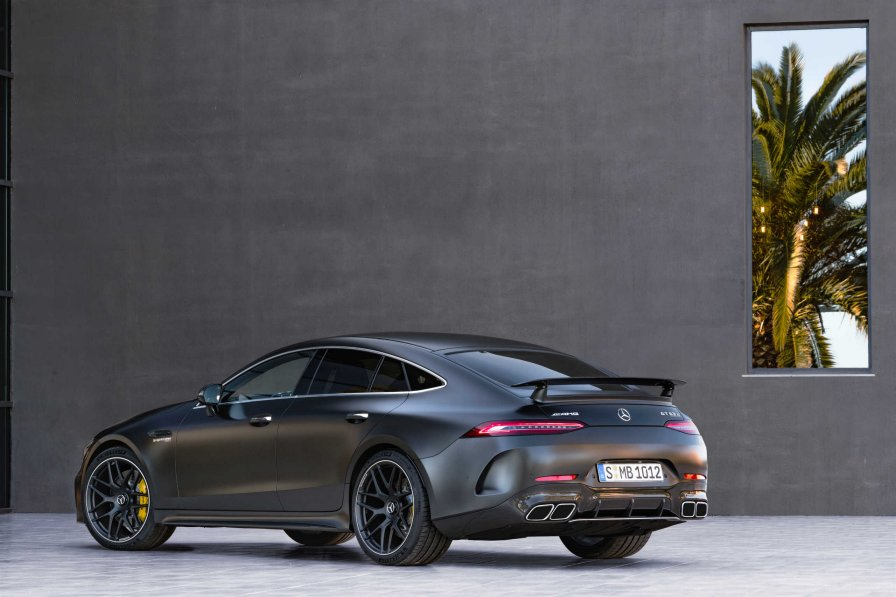 Mercedes-AMG GT 63 S 2019