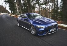 Mercedes-AMG GT 63 S 2020 richiamo