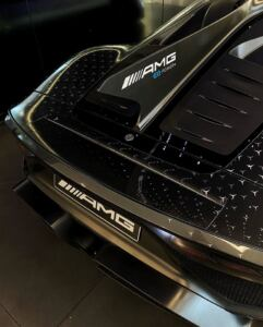 Mercedes-AMG One Mark Wahlberg