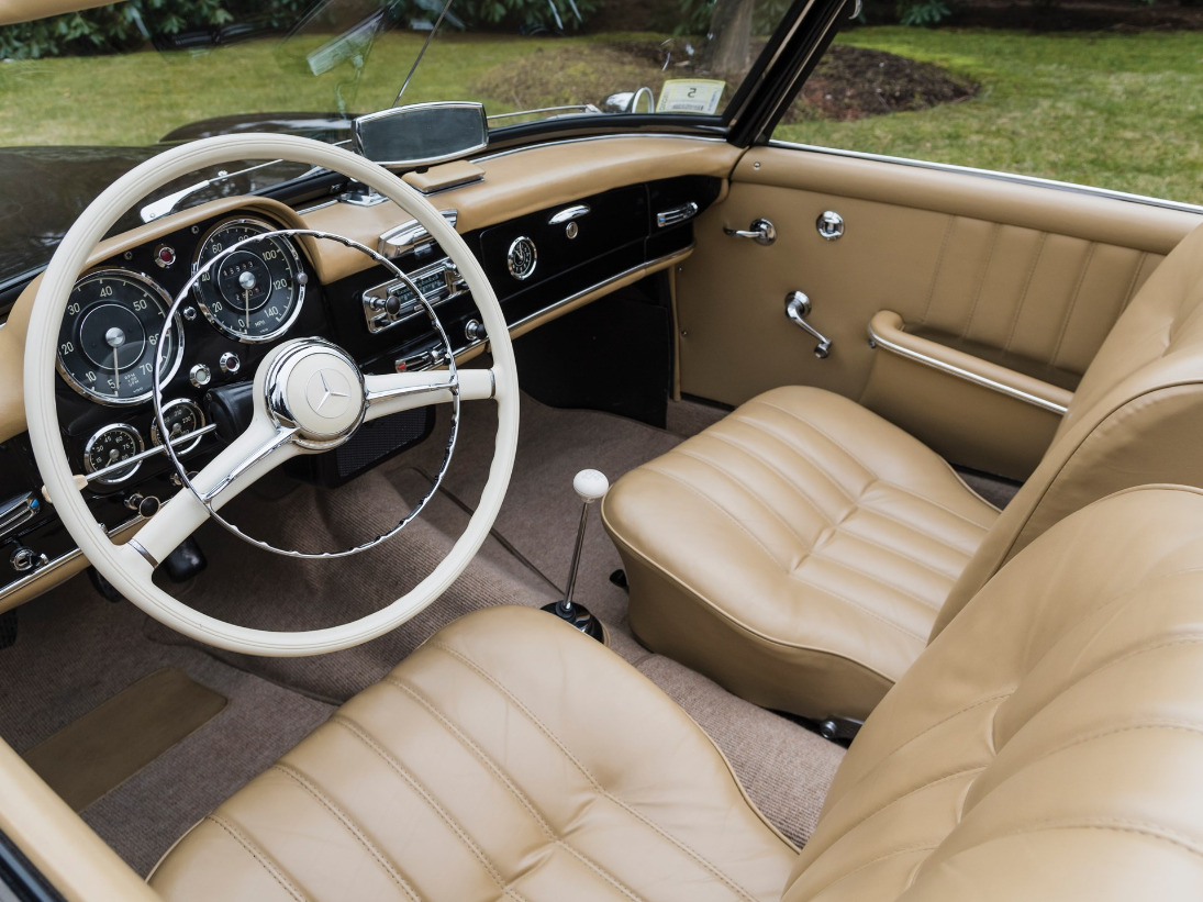 Mercedes-Benz 190 SL 1959 asta