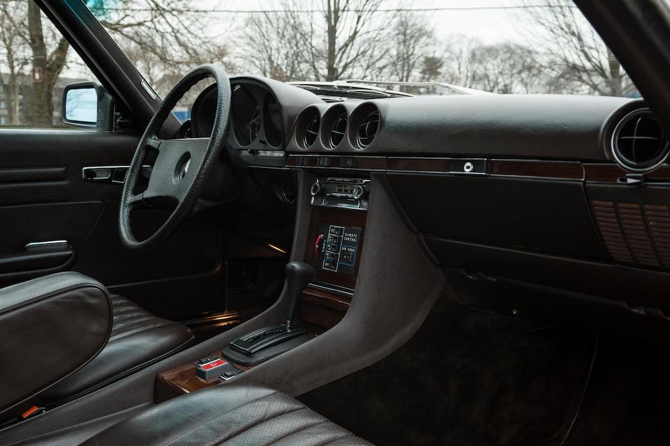 Mercedes-Benz 450SL 1980 asta