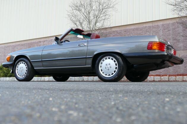 Mercedes-Benz 560SL 1988 asta online