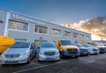 Mercedes-Benz Vans Retailer Rossetts