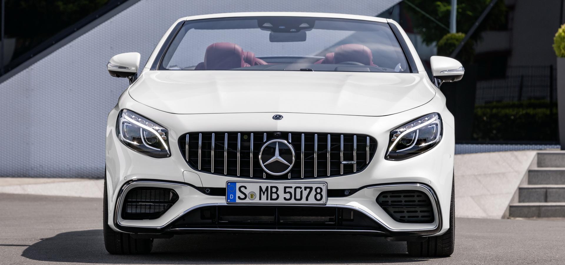 Mercedes Classe S Coupé e Cabrio