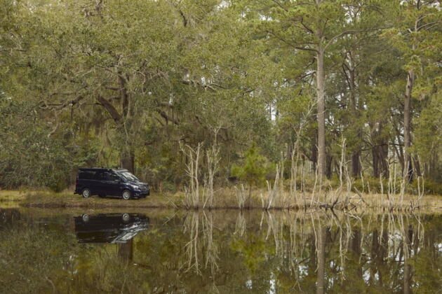 Mercedes Metris Weekender