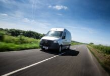 Mercedes Sprinter Large Van of the Year