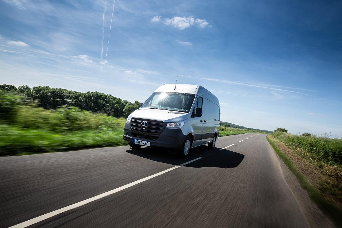 Mercedes Sprinter Large Van of the Year