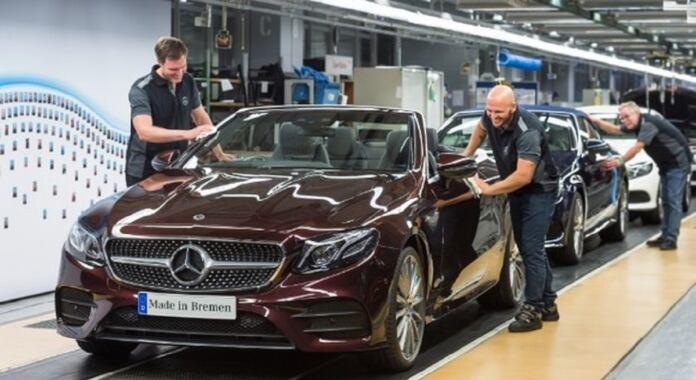 Mercedes bonus dipendenti Germania