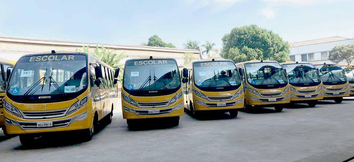 Mercedes scuolabus Caio