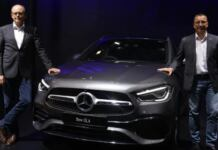Nuovo Mercedes GLA debutto India
