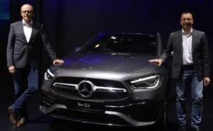 Nuovo Mercedes GLA debutto India