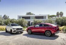 Nuovo Mercedes GLE Coupé Italia