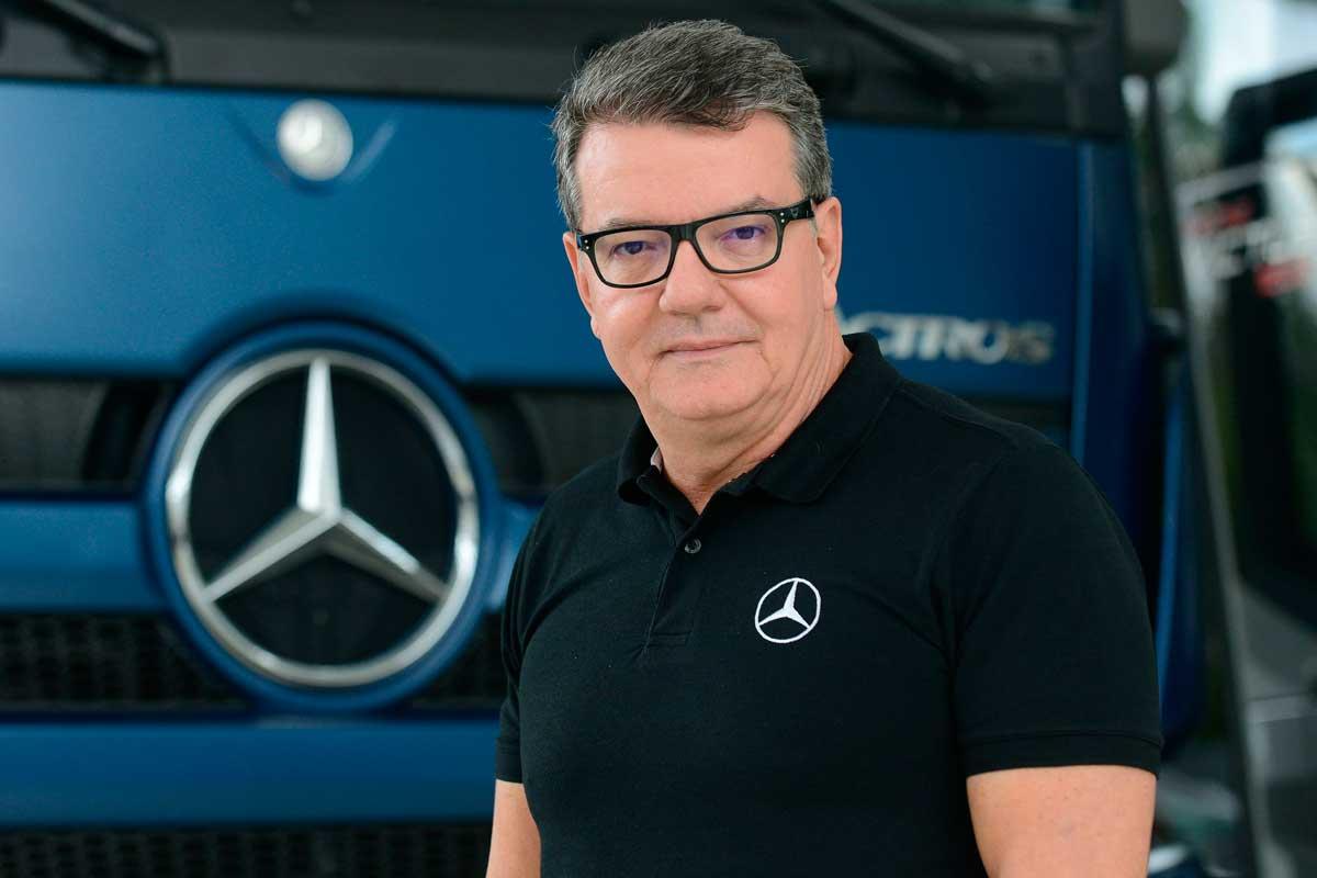 Roberto Leoncini Mercedes Brasile