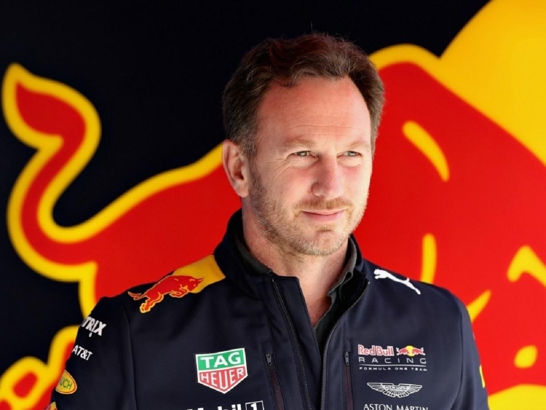 Horner - Red Bull