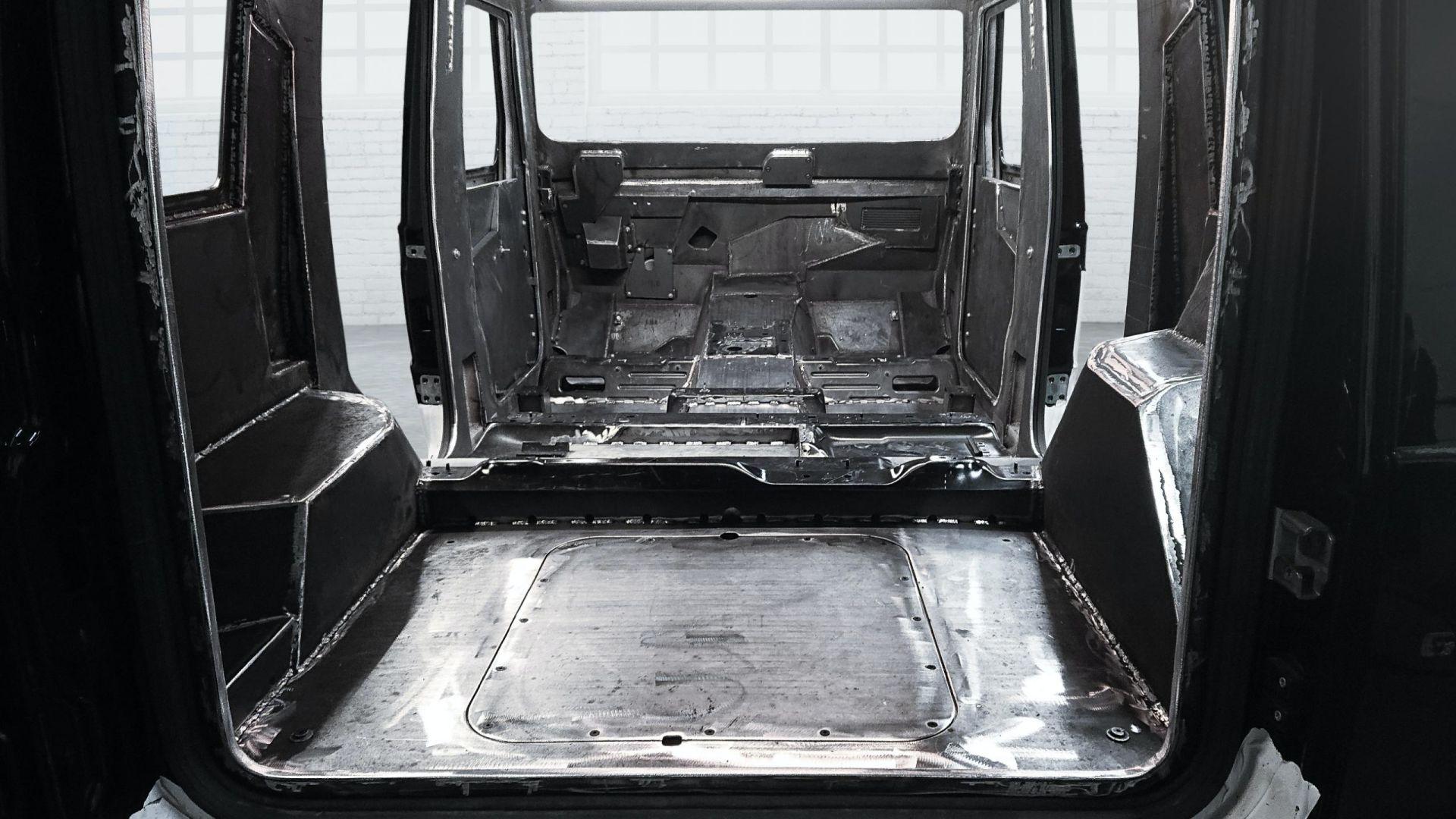 Mercedes-AMG G 63 Mansory blindato