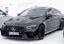 Mercedes-AMG GT 73 nuovo prototipo