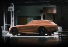 Mercedes-AMG GT Shooting Brake creta