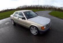 Mercedes-Benz 190 1984 V12