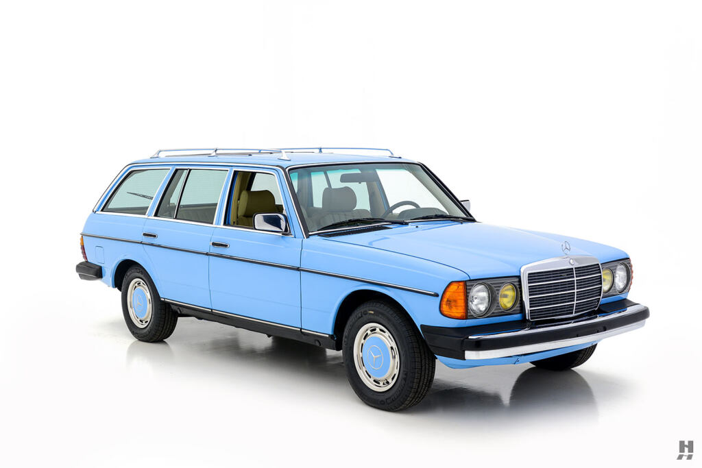 Mercedes-Benz 300 TD Wagon 1983