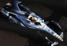 Mercedes-Benz EQ Formula E NEOM