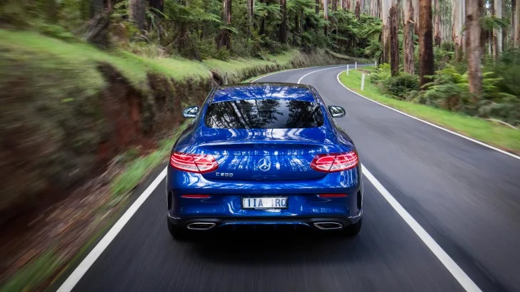 Mercedes Classe C 2016