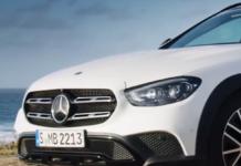 Mercedes Classe E All-Terrain 2021 video teaser