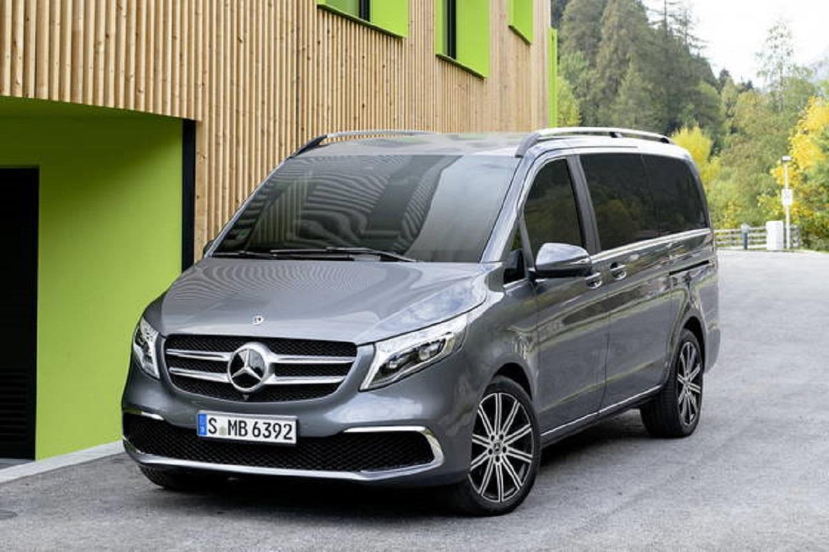 Mercedes Classe V 2019 richiamo Australia