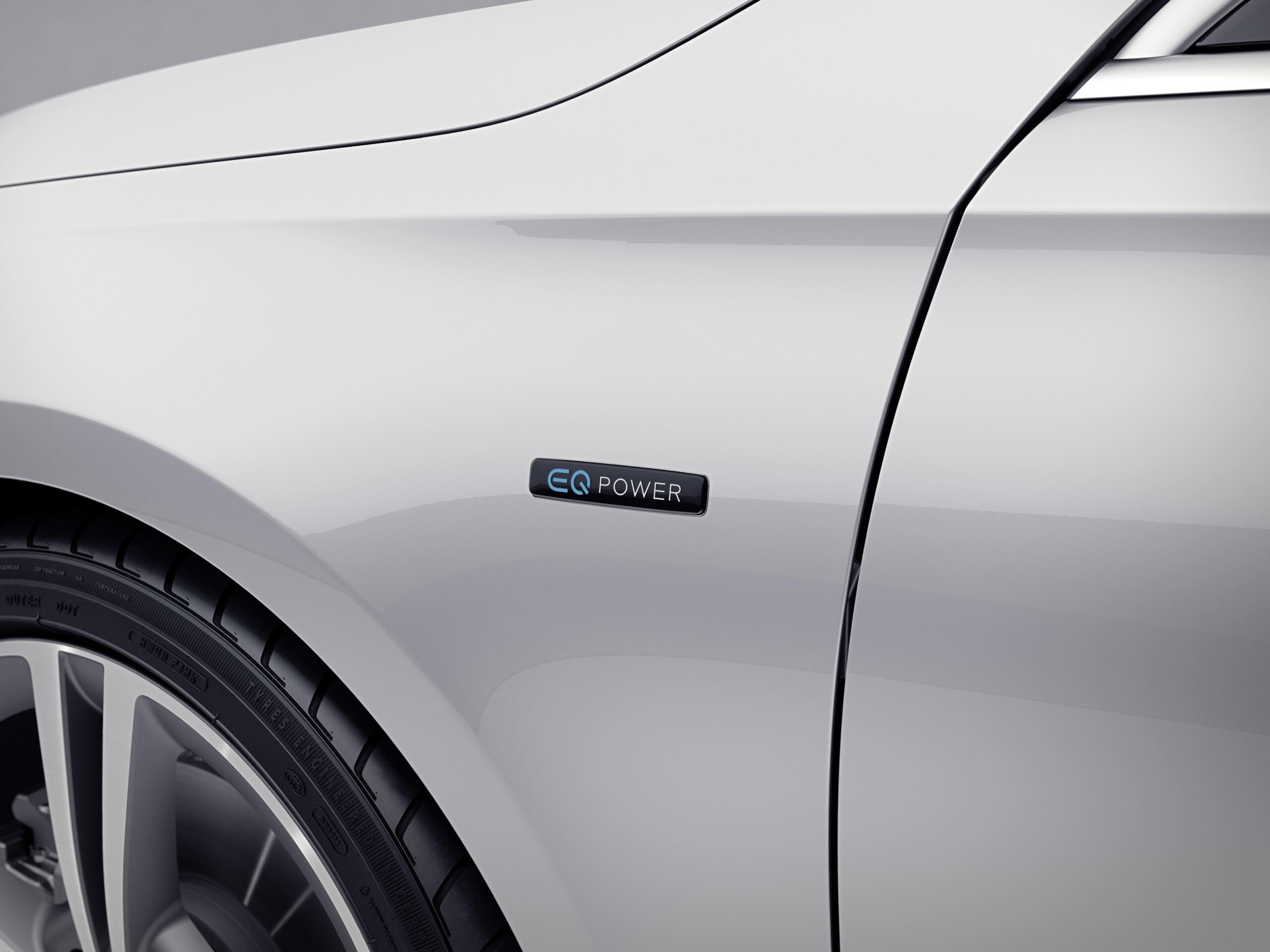 Mercedes EQ Power gamma