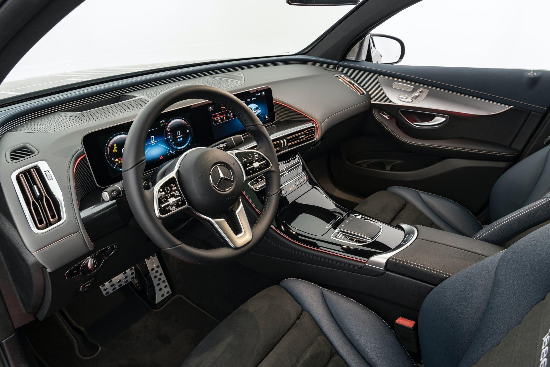 Mercedes EQC Brabus