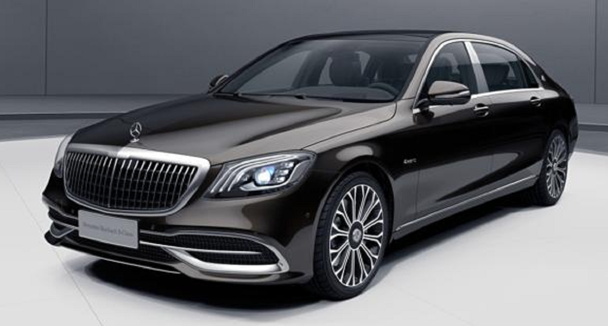 Mercedes-Maybach S450 4Matic Collector's Edition
