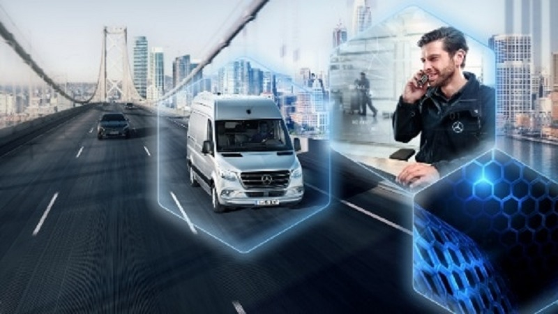 Mercedes Vans Connect Brasile