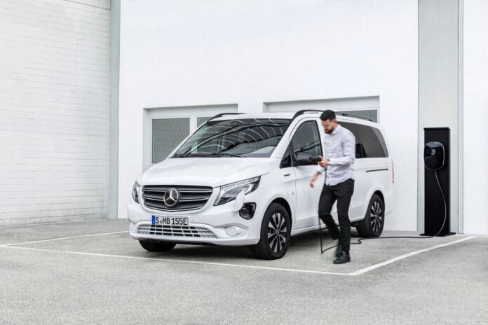 Mercedes eVito test tre mesi