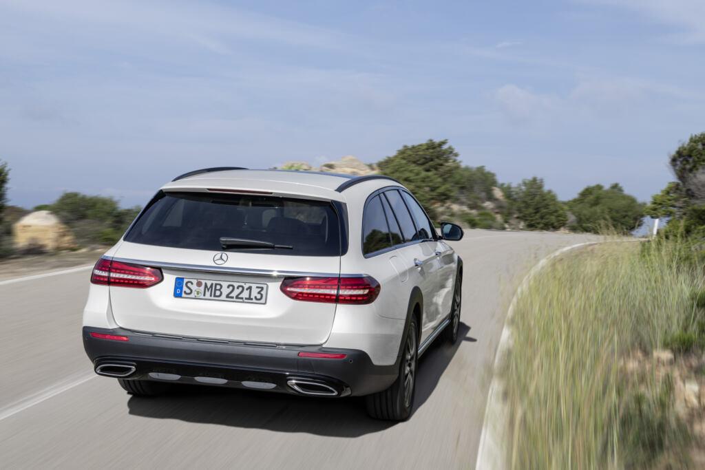 Nuova Mercedes Classe E All Terrain