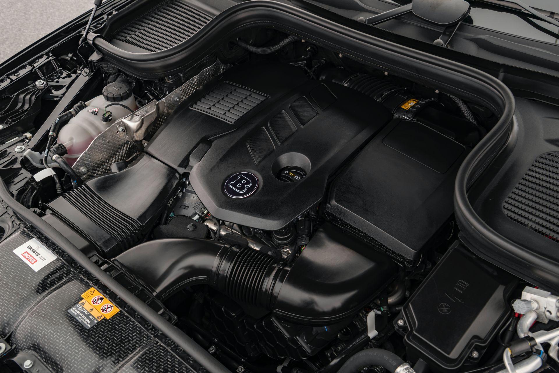 Nuovo Mercedes GLE Brabus