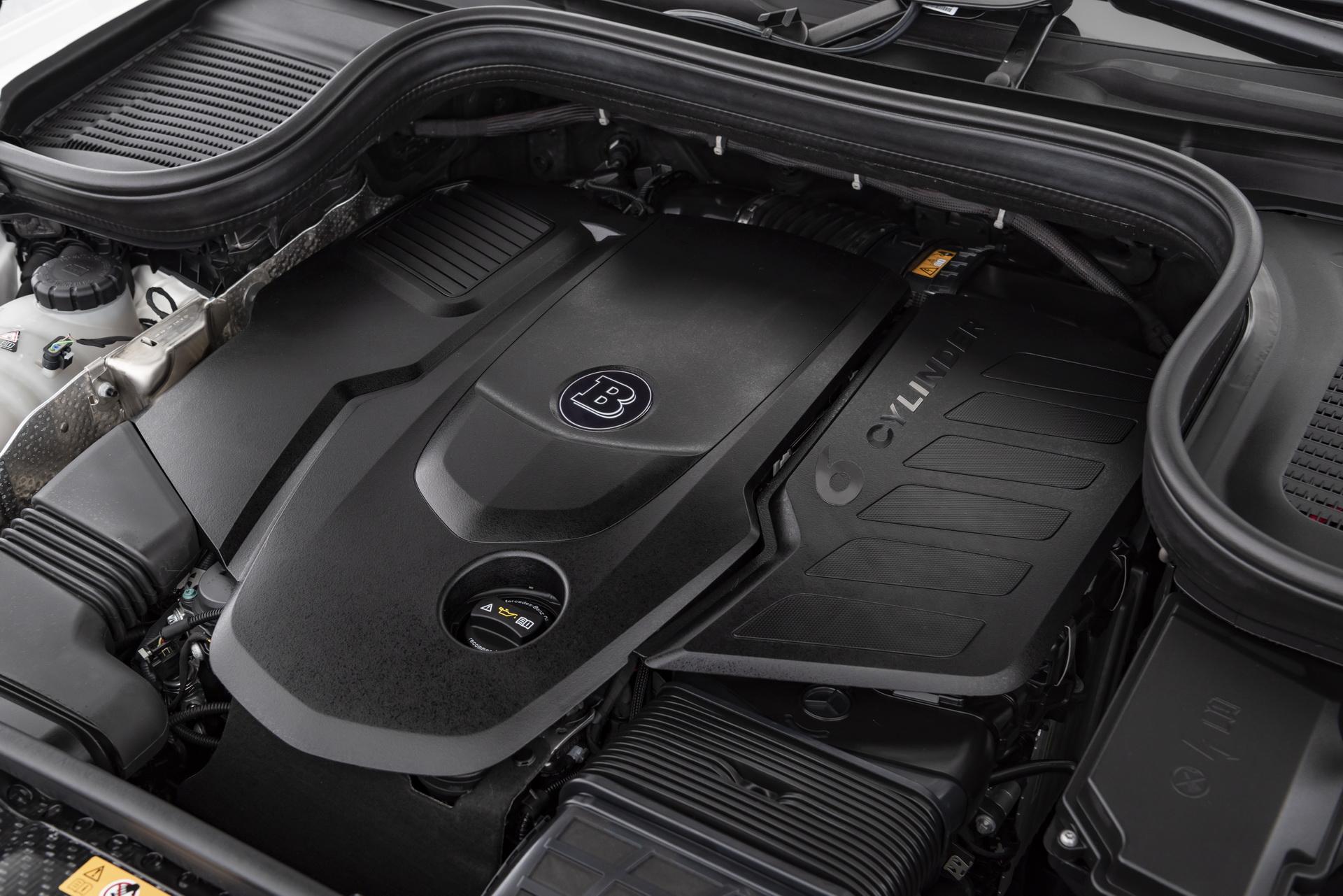 Nuovo Mercedes GLS Brabus