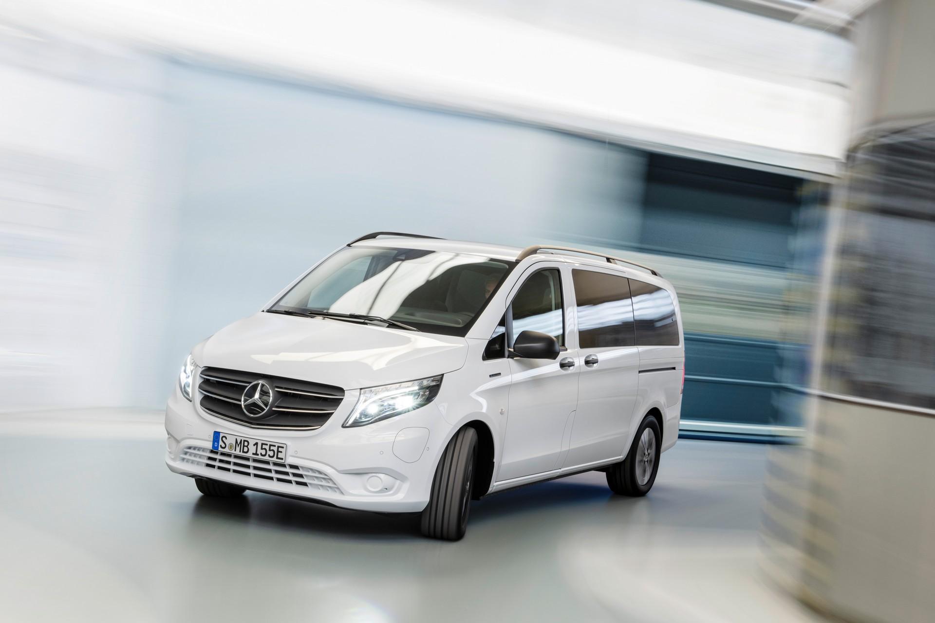 Nuovo Mercedes eVito