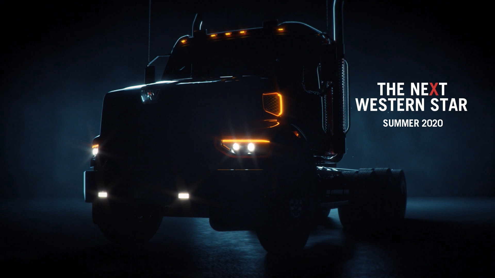 Western Star nuovo camion professionale