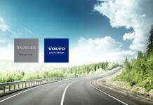 Daimler e Volvo