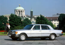 Mercedes 450 SEL 6.9 45 anni