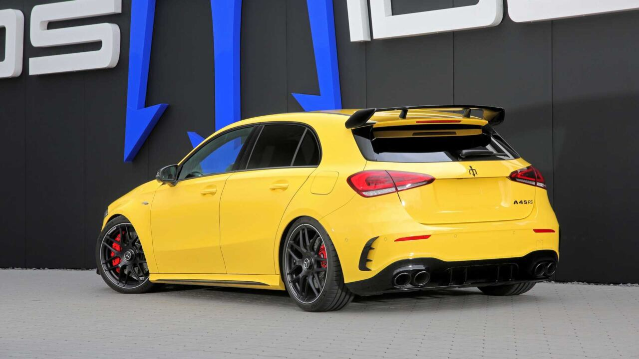 Mercedes-AMG A 45 S Posaidon