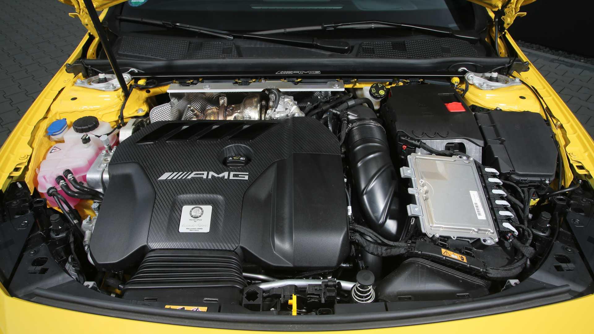 Mercedes-AMG A 45 S Posaidon