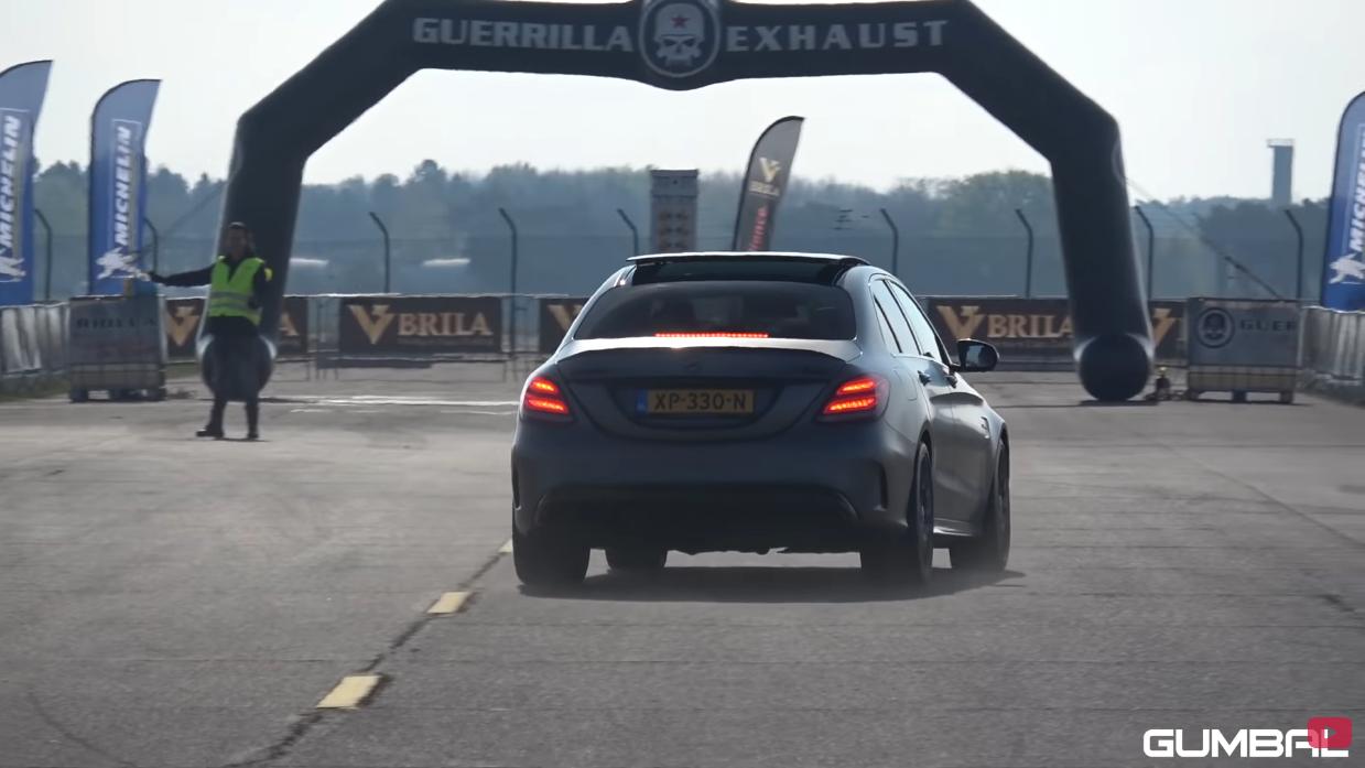 Mercedes-AMG C 63 S Gumbal