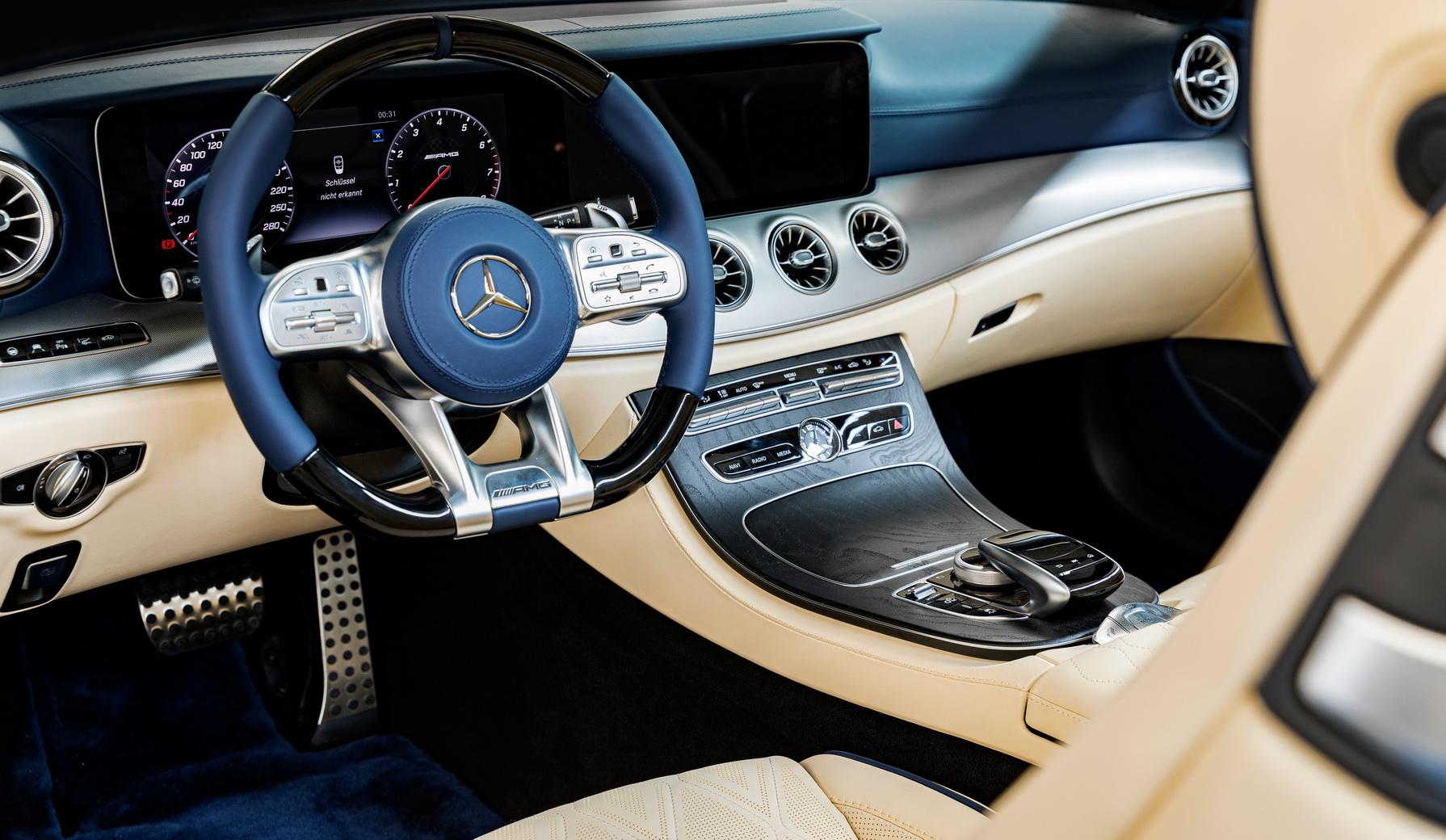 Mercedes-AMG E 53 Cabrio Hofele