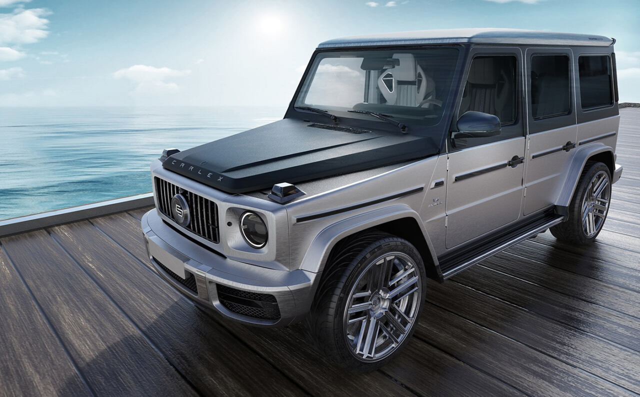 Mercedes-AMG G 63 G-Yachting Limited Edition