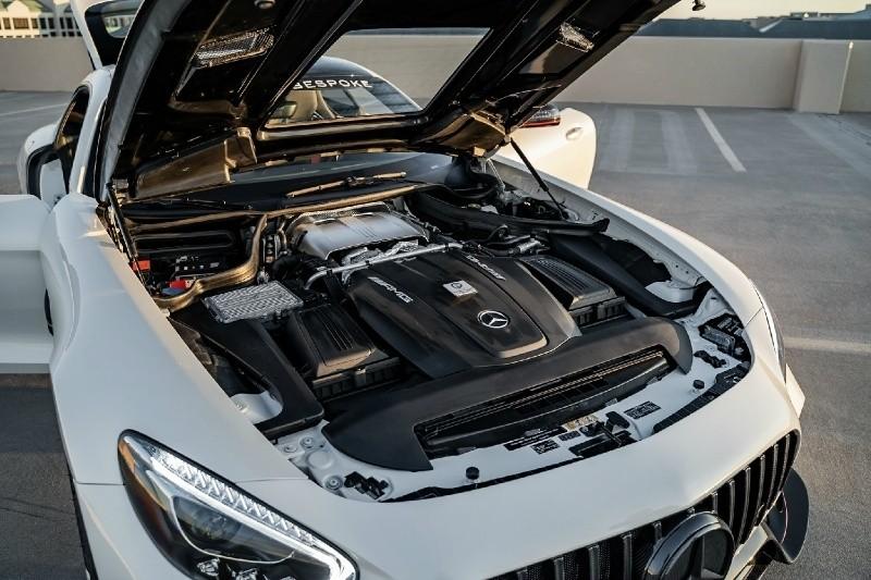 Mercedes-AMG GT S 2016 Creative Bespoke