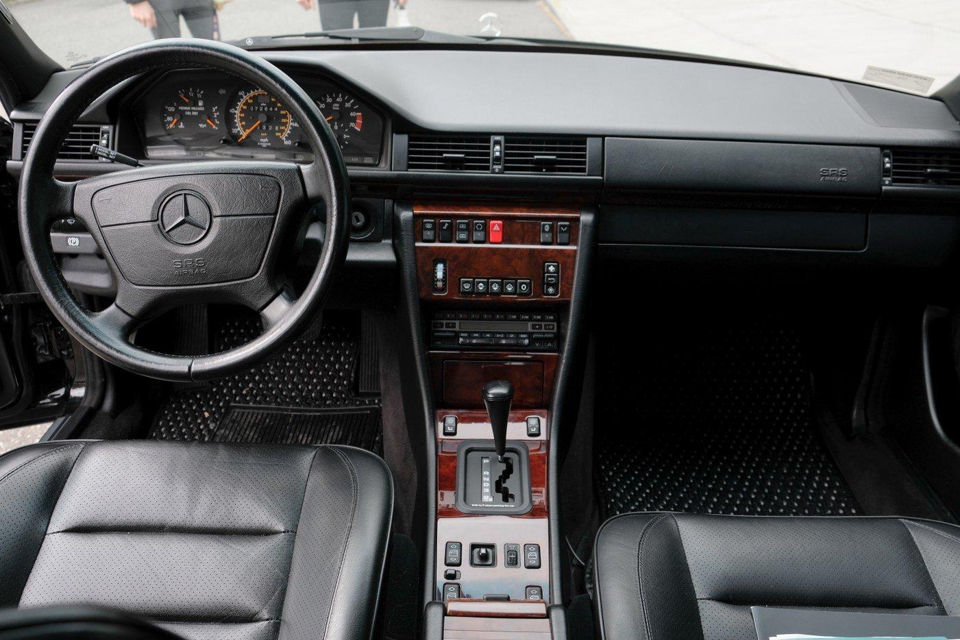 Mercedes-Benz 500 E 1992
