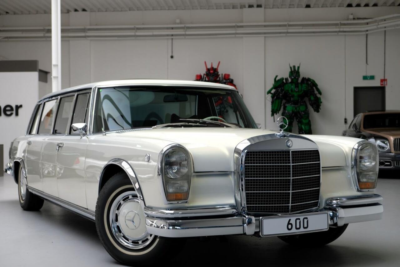 Mercedes-Benz 600 Pullman modificata