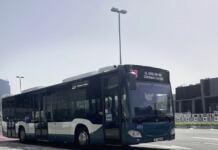 Mercedes Citaro Abu Dhabi