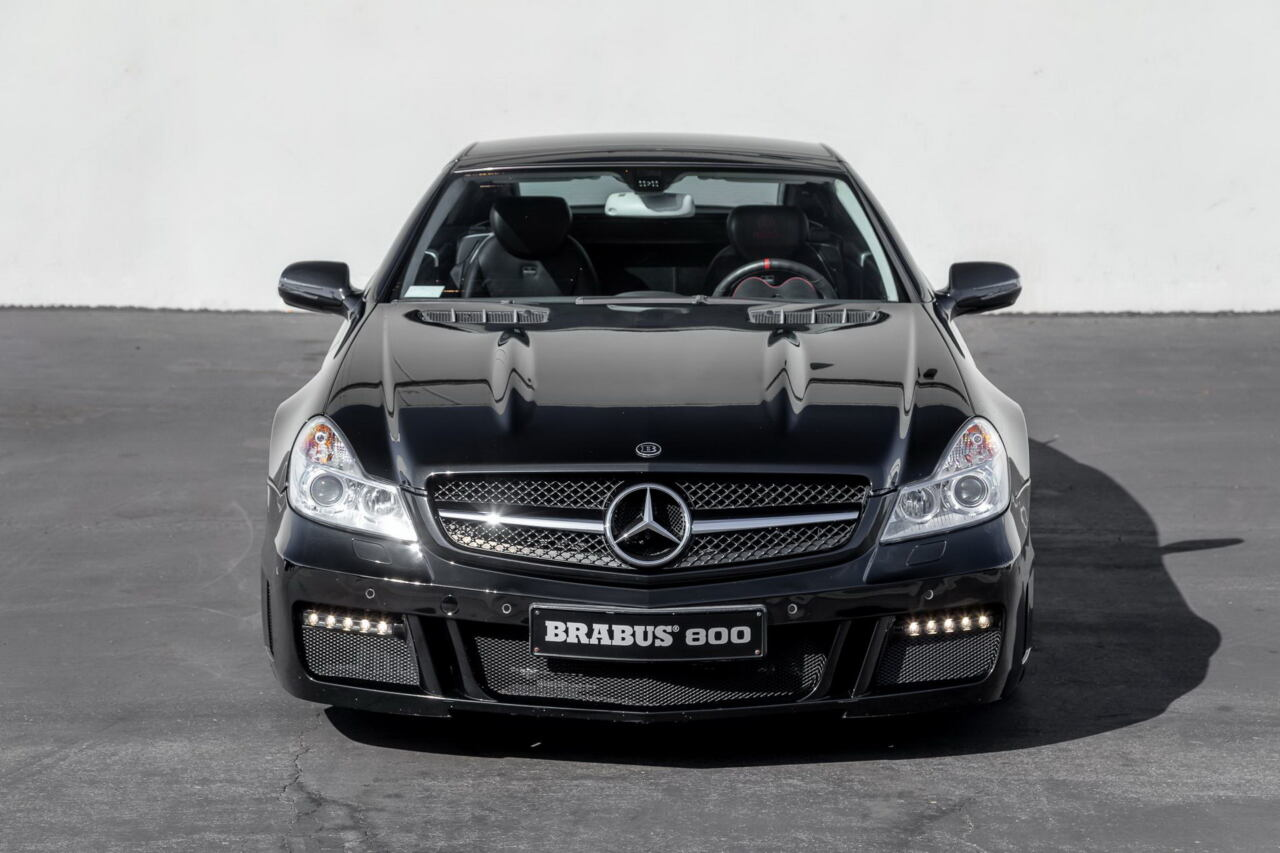 Mercedes SL 600 Brabus