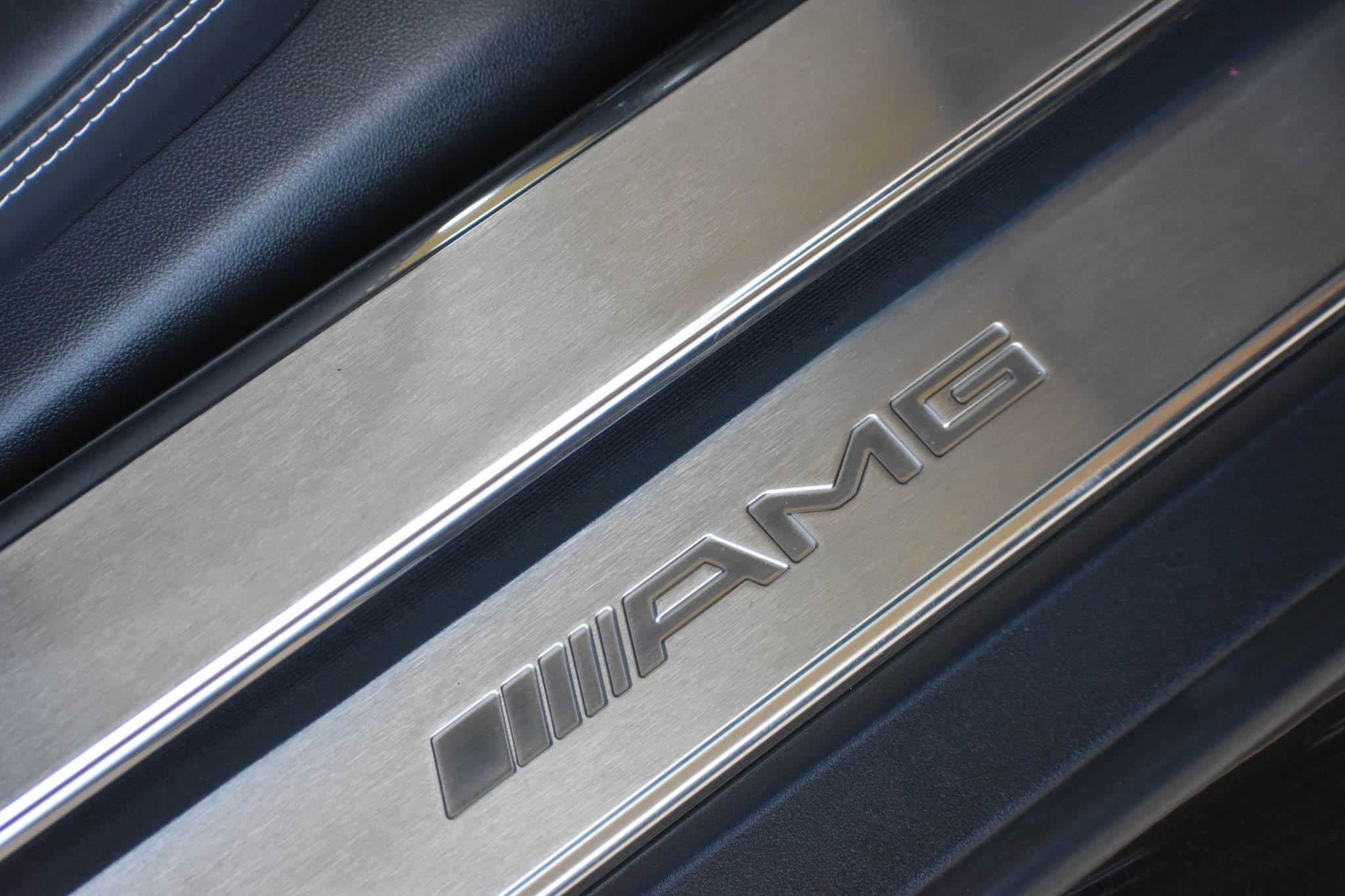 Mercedes SL65 AMG Black Series 2009 asta